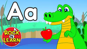 The chart represents british and american phonemes with one symbol. Abc Phonics Song With Sounds For Children Alphabet Song With Two Words For Each Letter Youtube