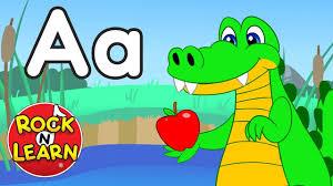 Aɪ aʊ eɪ oʊ ɔɪ eə ɪə ʊə the. Abc Phonics Song With Sounds For Children Alphabet Song With Two Words For Each Letter Youtube