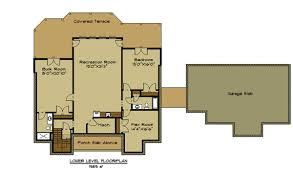 House Plan Car Garage House Plans Workshop 1 2 Cottage Gourd Martin 5  Bedroom .