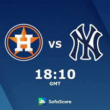 Houston Astros New York Yankees Live ...