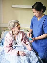 Geriatric Nursing Uc Davis Health System Feature Story Betty Irene Moore