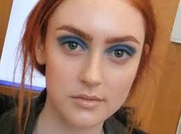 blue eye shadow backse at todd lynn