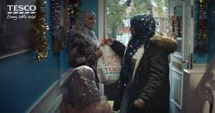 tesco advert slammed for featuring muslim family birmingham live