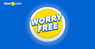 Free Tiket Why Do You Have To Use Tiket Com Worry Free Feature