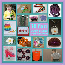 Quick And Easy Crochet Patterns Cool Rebeckah's Blog Rebeckah's Treasures