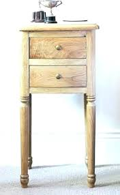 black side table with drawer narrow night tables bedside table ideas tall nightstand skinny black side