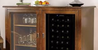 bar Wine Cooler Cabinet Furniture Home Decor Interior Exterior