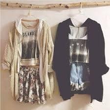 Resultado de imagen de tumblr clothes