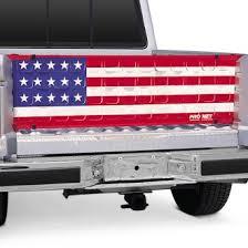 Truck Tailgate Nets | Grid Patterns, Custom Designs, Reflective Logos