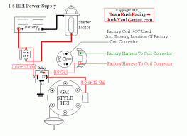 gm points distributor wiring diagram php gm wiring diagrams cars hei electronic ignition wiring diagram wiring diagram
