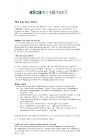 job offer letter vacation formal resignation letter for higher job offer letter vacation