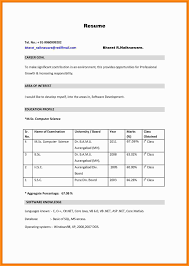 11 How To Make The Resume Format Villeneuveloubet Hotel Reservation