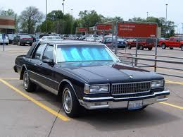 1990 Chevrolet Caprice - Information and photos - ZombieDrive