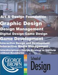 Interaction Design And Development George Brown Ericdesigns My Art