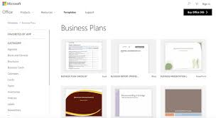 Microsoft Business Plans Templates 5 Best Business Plan Templates And What To Include In Your Own