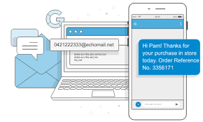 Send And Receive Sms Via Email Esendex Email To Sms Service