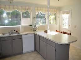oak kitchen cabinet paint colors