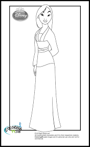 Small Picture disney princess mulan coloring pages Prints Pinterest Easter