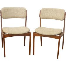 black dining chairs with arms inspirational o d mobler set of dining chairs in teak and wool