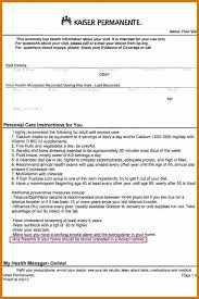 Flu Doctors Note Kaiser Permanente Doctors Note Template Printable
