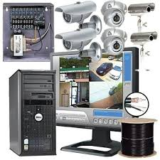 Home System Security Cameras System: