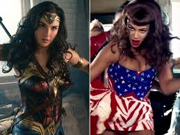 Wonder Woman Hair Style gal gadot listened to beyonce before wonder woman audition 6463 by wearticles.com
