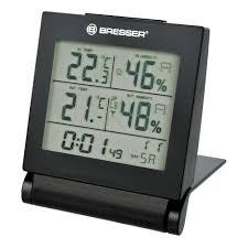 <b>Метеостанция Bresser MyTime Travel</b> Alarm Clock за 2707р ...