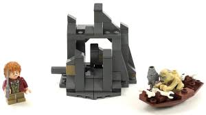 Retro Review zum LEGO The Hobbit Set 79000 - Rätsel um den Ring - YouTube