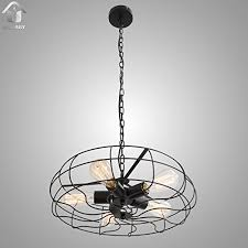 unitary brand vintage barn metal hanging ceiling chandelier max 200w with 5 lights painted finish