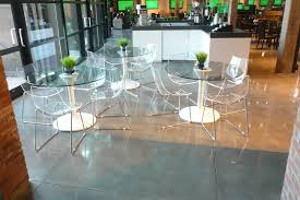 Polished Concrete Floor Kitchen Kitchen Floor Stained Concrete Floor Polished Concrete Floor