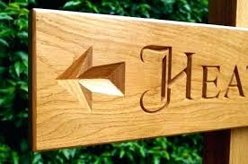 personalized front door plaques personalized outdoor signs welcome cast bronze house personalised custom front door plaques