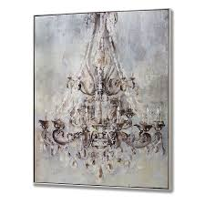 featured image of metal chandelier wall art