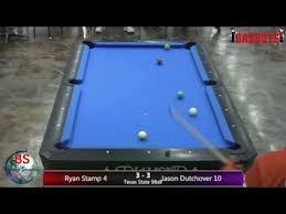 2019 Texas State BCAPL - Ryan Stamp vs. Jason Dutchover - YouTube