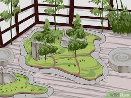 how to build a japanese garden with