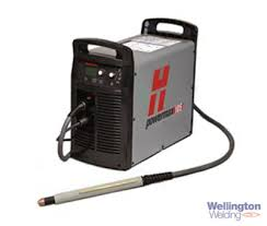 Hypertherm 105 Cut Charts Powermax 105 Mechanised System With Machine Torch