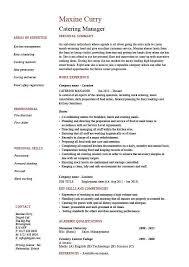 Resume Housekeeping Room Attendant Sales Attendant Lewesmr