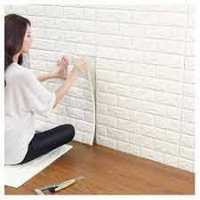 3D Brick Wall Stickers,Self Adhesive ...