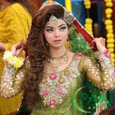 latest stani mehndi bridal makeup ideas funda