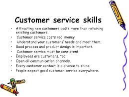 Key Customer Service Skills Rome Fontanacountryinn Com