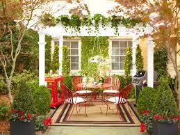 small patio decorating ideas budget