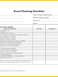 Special Event Planning Template