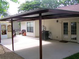 attached lean to patio cover north west san antonio carport patio church ideas