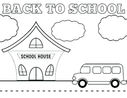 coloring pages for preschoolers second grade on back to school coloring sheets pages