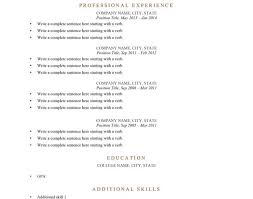 Getting A Resume Professionally Done Where Can I Get Useful Have Your 4