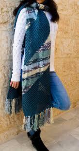 Striped Scarf Knitting Pattern Amazing Ideas