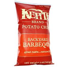 Отзывы Kettle Foods, <b>Картофельные чипсы</b> со вкусом <b>барбекю</b>, <b>5</b> ...