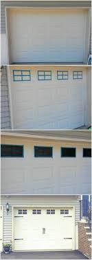 easy inexpensive updates for curb appeal garage door