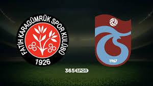 KARAGÜMRÜK TS ÖZET İZLE | Fatih Karagümrük 1-2 Trabzonspor maç özeti ve  golleri - Futbol Haberleri