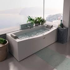 ... Bathtubs Idea, Whirlpool Bath Jacuzzi Bath With Shower Cool Whirpool  Jacuzzi In Rectangular Shape With ...