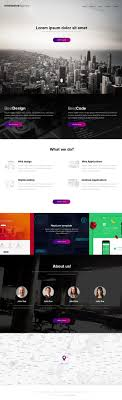 12 New Free Psd Website Templates Freebies Graphic Design Junction
